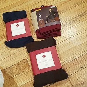 New bundle of 3 seamless leggings